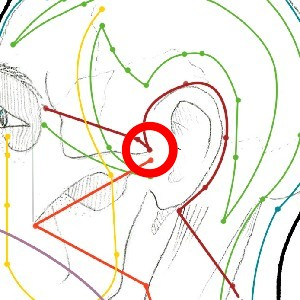 icon for:21 TR on map cabeza-lateral